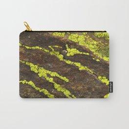 Joshua Tree Lichen - RMD Designs  Carry-All Pouch