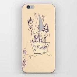 S.S. Trash Boat iPhone Skin