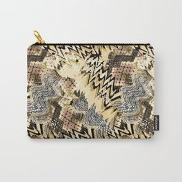 African pattern. Carry-All Pouch