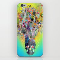 archan nair iPhone & iPod Skins featuring Revival by Archan Nair