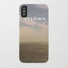 OBLIVION Slim Case iPhone X
