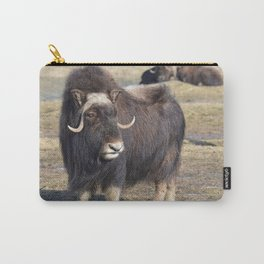 Arctic Muskox Carry-All Pouch