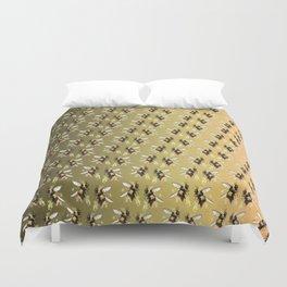 Bumblebee pattern Duvet Cover