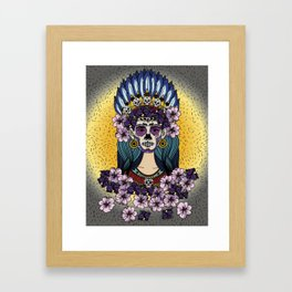 Maya Framed Art Print