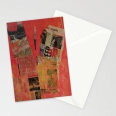 COLLAGE 9 Stationery Cards