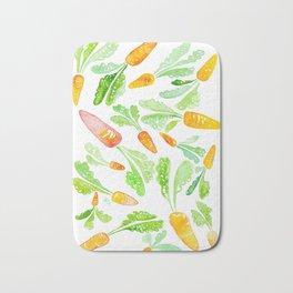 Carrots Bath Mat