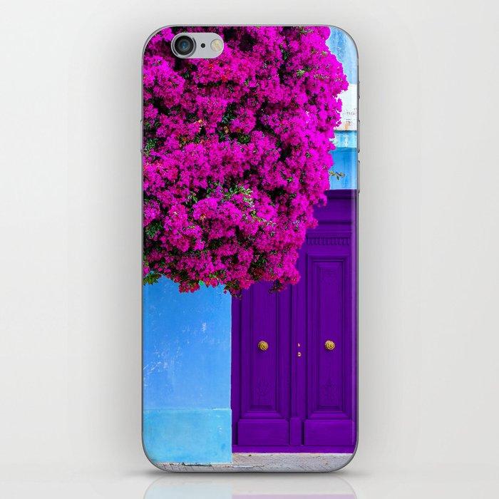 Beautiful Bougainvillea iPhone Skin