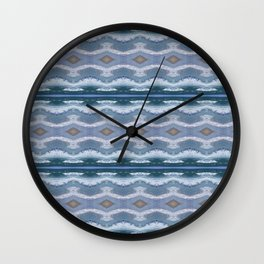 WaterZags Wall Clock