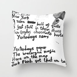 NewYork II Throw Pillow