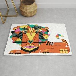 Bauhaus Lion Rug