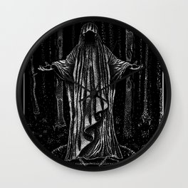 The Ritual Wall Clock