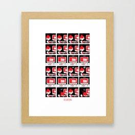 Designering Framed Art Print