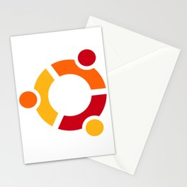Ubuntu Linux Stationery Cards