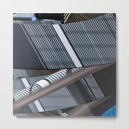 Chromatic Metal Print