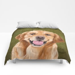 Golden Retriever Comforters