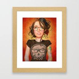 Florixia Framed Art Print