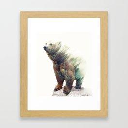 One With Nature V2 #society6 #buyart #decor Framed Art Print