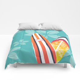 Surfboards Comforters