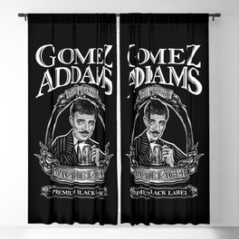 Macabre Lager Blackout Curtain