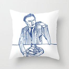 Cannoli Throw Pillow