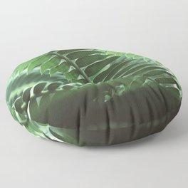 The Green Light #4 Floor Pillow