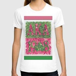 Alpha Kappa Alpha 1908 T-shirt
