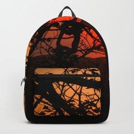 Amanecer en tubará Backpack