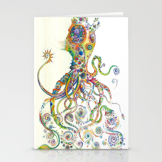 The Impossible Specimen 2 Stationery Cards