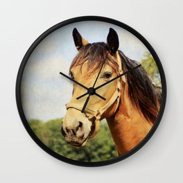 My Kentucky Buddy Wall Clock