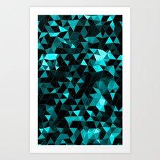 Chards Art Print