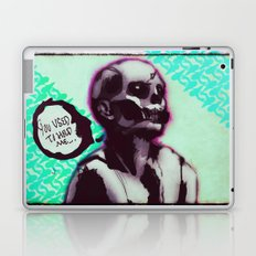 Desperate Zombie Laptop & iPad Skin