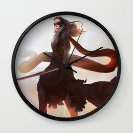 Lexa kom Trikru Wall Clock