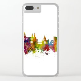 Galway Ireland Skyline Clear iPhone Case