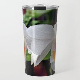 Cattleya Orchid Travel Mug