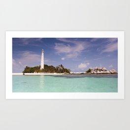 #belitung 02. Art Print