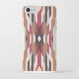 American Native Pattern No. 23 iPhone Case