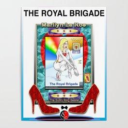 MARILYN LA ROE Poster