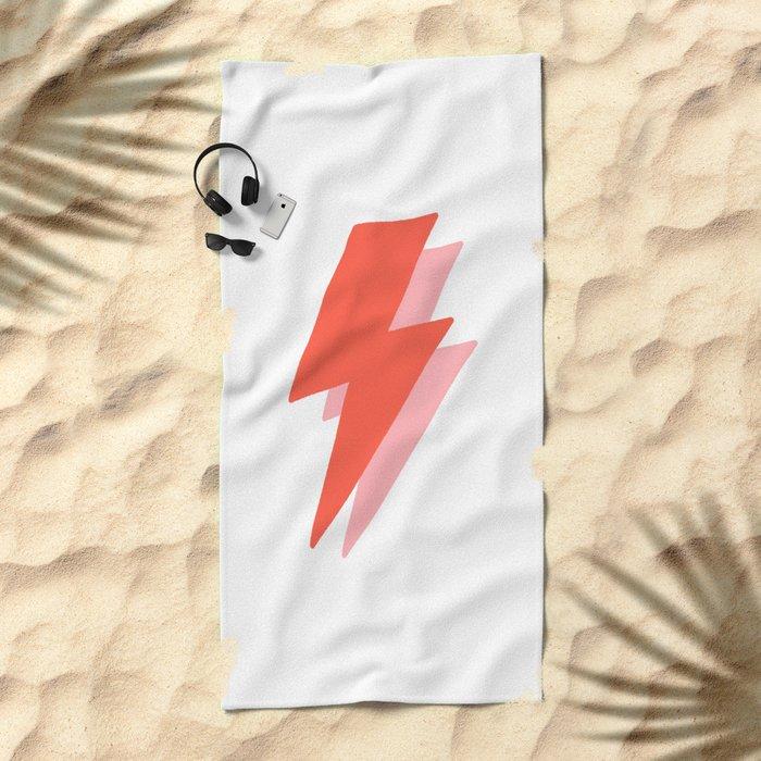 Thunder Beach Towel