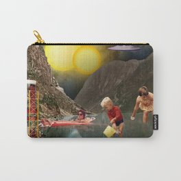 Hello Water Carry-All Pouch