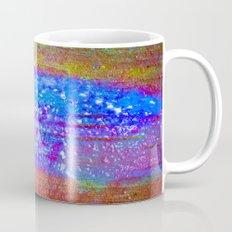 Blue Rust Mug