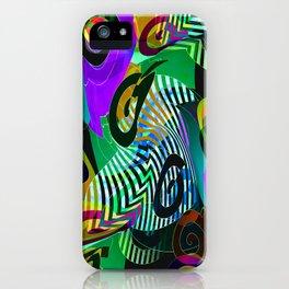 I T C H Y iPhone Case