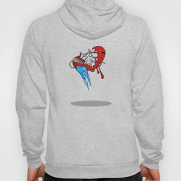 Ticking Heart Hoody