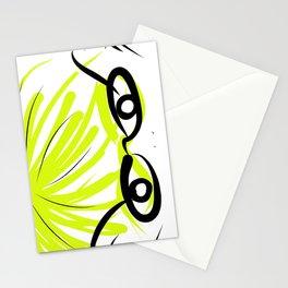 Girlie Geek Stationery Cards