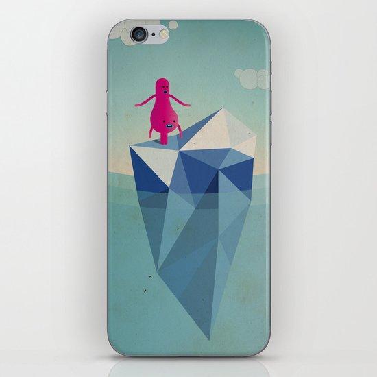a g g a l l a iPhone & iPod Skin