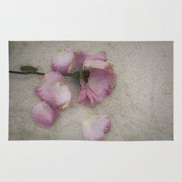 Wilted Rose Rug