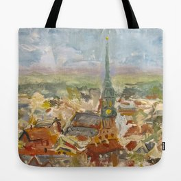 The First of May in Rīga, Latvia Tote Bag