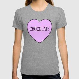 Chocolate Heart T-shirt