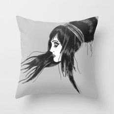 Only In Dreams Throw Pillow