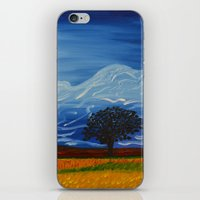 lonely iPhone & iPod Skins featuring lonely by Kesa