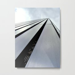 Skyscrapper Metal Print